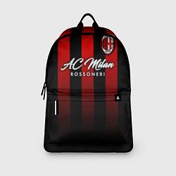 Рюкзак AC Milan цвета 3D-принт — фото 2