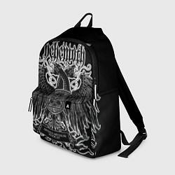 Рюкзак Behemoth: Abyssus Abyssum Invocat цвета 3D-принт — фото 1
