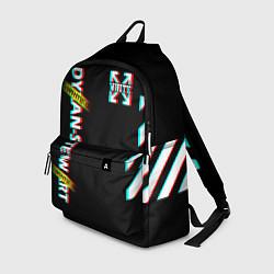 Городской рюкзак с принтом Off-White: Black Glitch, цвет: 3D, артикул: 10172699305601 — фото 1