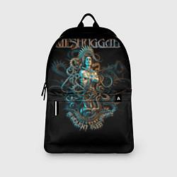 Рюкзак Meshuggah: Violent Sleep цвета 3D-принт — фото 2