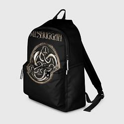 Рюкзак Meshuggah цвета 3D-принт — фото 1