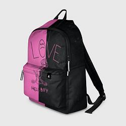 Рюкзак Lil Peep: Hell Boy цвета 3D — фото 1