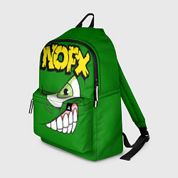 Рюкзак NOFX Face цвета 3D — фото 1