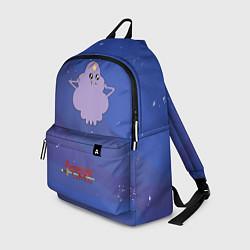 Рюкзак Пупырка цвета 3D-принт — фото 1