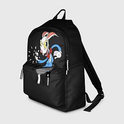 Рюкзак Cuphead - Хопус Покус цвета 3D — фото 1