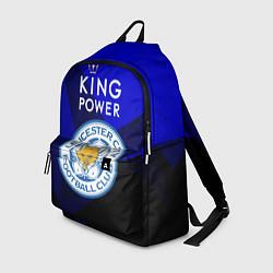Рюкзак Leicester City цвета 3D-принт — фото 1
