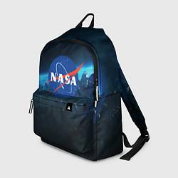 Рюкзак NASA цвета 3D-принт — фото 1
