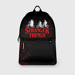 Рюкзак STRANGER THINGS цвета 3D-принт — фото 2