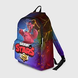 Рюкзак Brawl Stars - Nita цвета 3D-принт — фото 1
