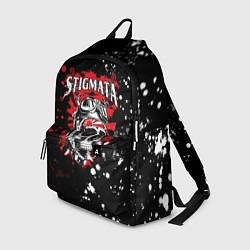 Рюкзак Stigmata цвета 3D — фото 1