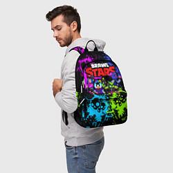 Городской рюкзак с принтом BRAWL STARS, цвет: 3D, артикул: 10204754505601 — фото 2