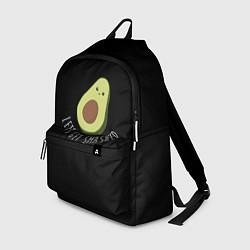 Рюкзак Авокадо цвета 3D — фото 1