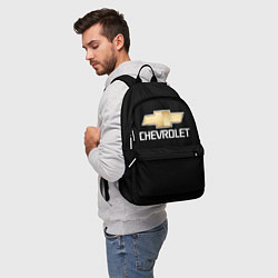 Рюкзак CHEVROLET цвета 3D-принт — фото 2