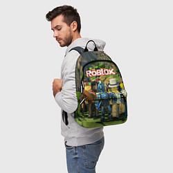 Рюкзак ROBLOX цвета 3D-принт — фото 2