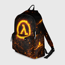 Рюкзак HALF-LIFE цвета 3D-принт — фото 1