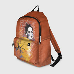 Рюкзак Bjork цвета 3D-принт — фото 1
