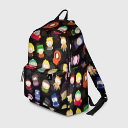 Рюкзак ЮЖНЫЙ ПАРК цвета 3D — фото 1