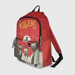 Рюкзак The Killers цвета 3D-принт — фото 1