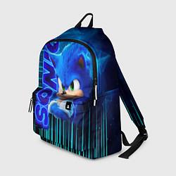 Рюкзак Sonik цвета 3D — фото 1