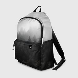 Рюкзак Лес цвета 3D-принт — фото 1