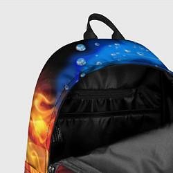 Рюкзак BRAWL STARS LEON SKINS цвета 3D — фото 2