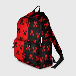 Рюкзак MINECRAFT CREEPER цвета 3D — фото 1