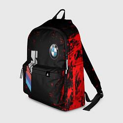Рюкзак BMW цвета 3D-принт — фото 1