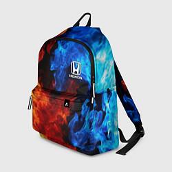 Рюкзак HONDA цвета 3D — фото 1
