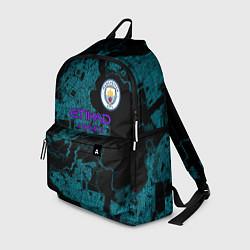 Рюкзак Manchester City МанСити цвета 3D-принт — фото 1