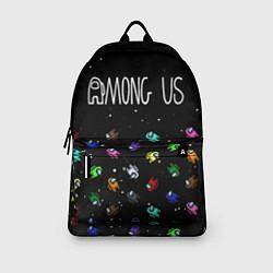 Городской рюкзак с принтом AMONG US, цвет: 3D, артикул: 10274598505601 — фото 2