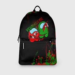 Городской рюкзак с принтом Among Us, цвет: 3D, артикул: 10277883105601 — фото 2