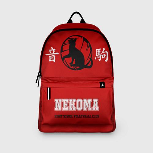 Рюкзак Nekoma / 3D-принт – фото 3