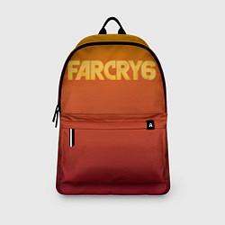 Рюкзак FarCry6 цвета 3D-принт — фото 2