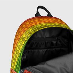 Рюкзак POP it ИГРУШКА АНТИСТРЕСС цвета 3D-принт — фото 2