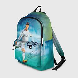 Рюкзак CR Ronaldo цвета 3D-принт — фото 1