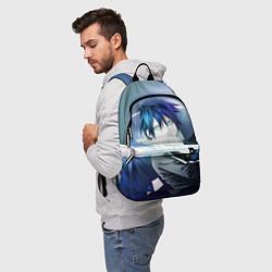 Рюкзак Бездомный бог цвета 3D — фото 2