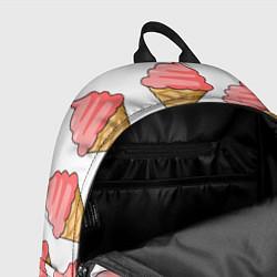 Рюкзак Мороженки цвета 3D — фото 2