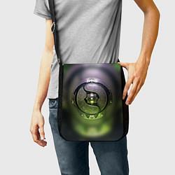Сумка на плечо The International: Aegis 2018 цвета 3D-принт — фото 2