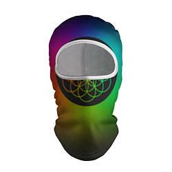 Балаклава Coldplay Colour цвета 3D-белый — фото 1