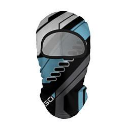 Балаклава CS:GO Vulcan Style цвета 3D-черный — фото 1