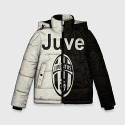 Куртка зимняя для мальчика Juventus6 цвета 3D-черный — фото 1