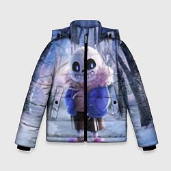 Зимняя куртка для мальчика Winter forest & Sans