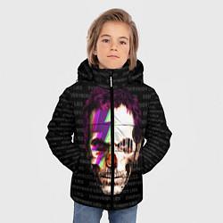 Куртка зимняя для мальчика Dr. Dead House цвета 3D-черный — фото 2