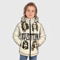 Куртка зимняя для мальчика Led Zeppelin Guys - фото 2