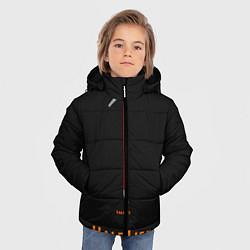 Куртка зимняя для мальчика Half-Life: Valve's цвета 3D-черный — фото 2