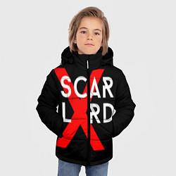 Куртка зимняя для мальчика Scarlxrd Logo - фото 2