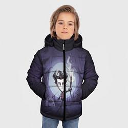 Куртка зимняя для мальчика Wilson under the moon - фото 2