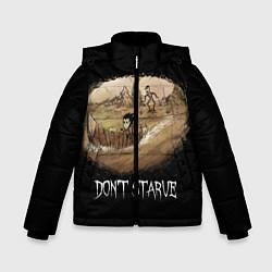 Куртка зимняя для мальчика Don't starve stories - фото 1