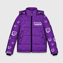Куртка зимняя для мальчика Twitch Streamer - фото 1