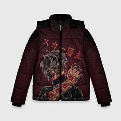 Куртка зимняя для мальчика SCARLXRD: Dark Man - фото 1
